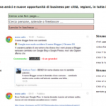 Google plus e facebook: la mia idea di social business marketing del futuro