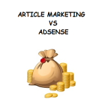 Aumentare guadagni Adsense investendo nell'article marketing